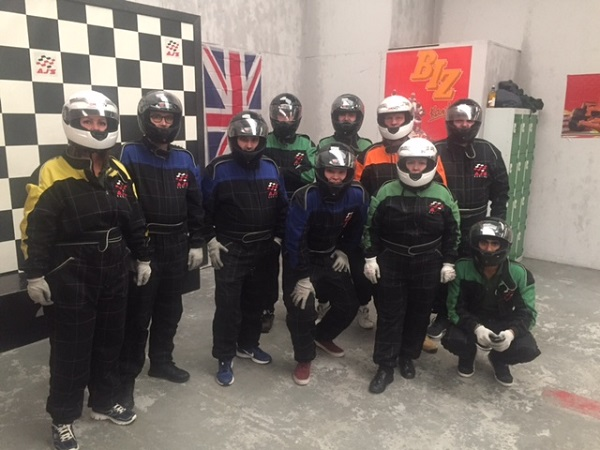 A Squared Technologies F1(Karting) Challenge
