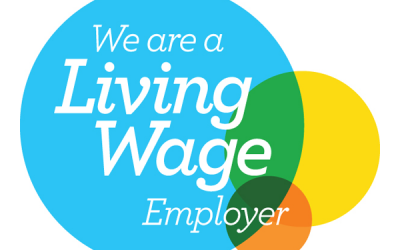 'Living Wage' Accredited Employers!