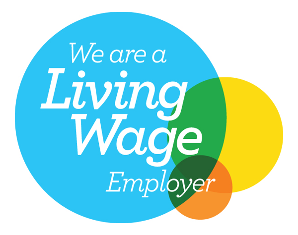 A Squared Technologies is a Living Wage Employer