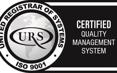 ISO9001:2015 re-accreditation achievement