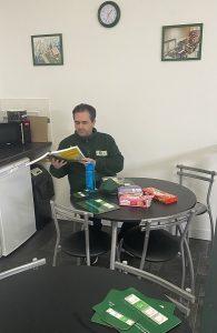 Ross_lunch