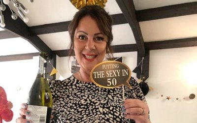 50 Years Young – Celebrating Kate's special day